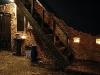 Лестница в гримерную ДК